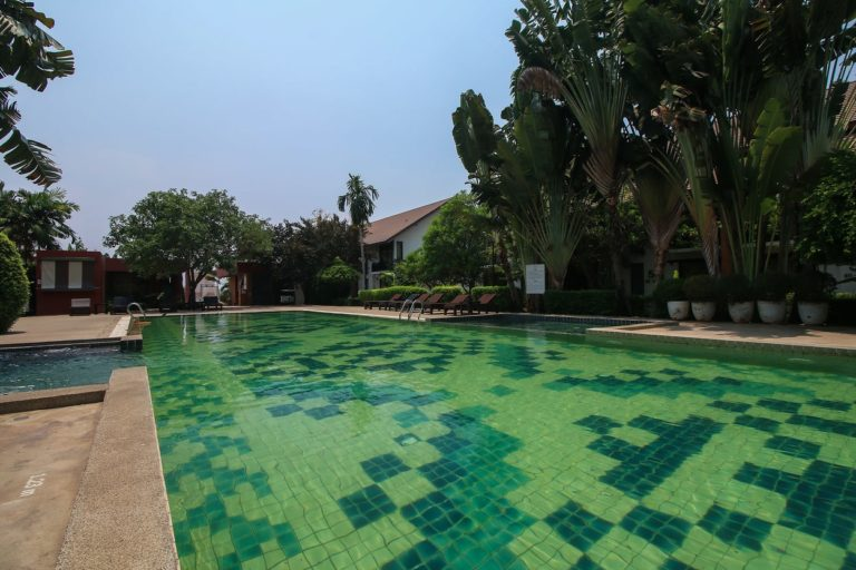 Sukhothai Treasure Resort & Spa : Swimming Pool