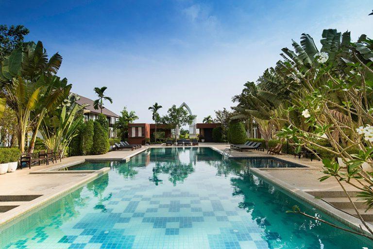 Sukhothai Treasure Resort & Spa : Swimming Pool